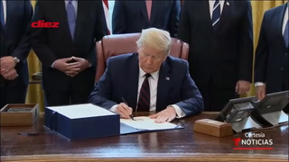 La dura noticia de Donald Trump para inmigrantes ilegales en Estados Unidos en medio coronavirus