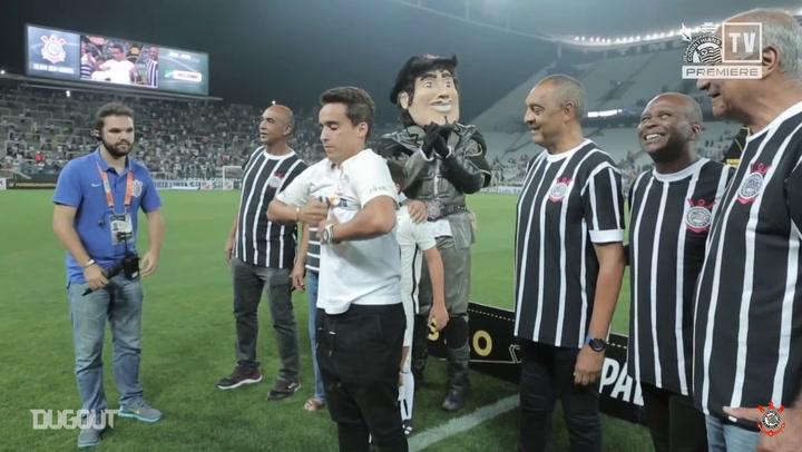 Jadson's best Corinthians moments