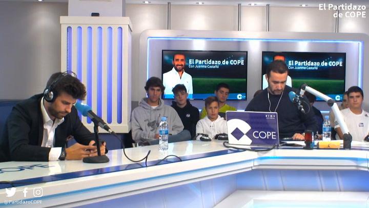 """Piqué: """"Los futbolistas nos hemos sentido atacados y la prensa, poco atendida"""""""