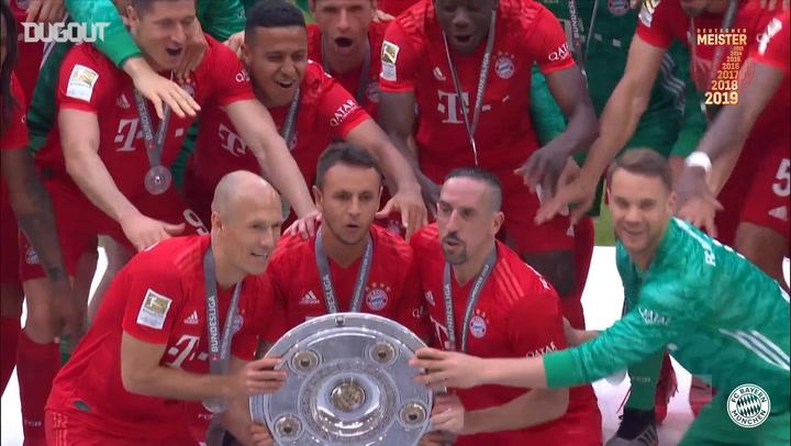 Manuel Neuer: Big saves in big games