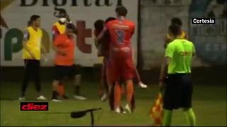 UPNFM demuestra su poderío en Danlí y se impuso con categoría a la Real Sociedad