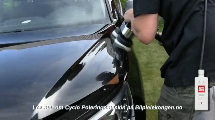 Bilpleie: Hvordan få en skinnende blank bil