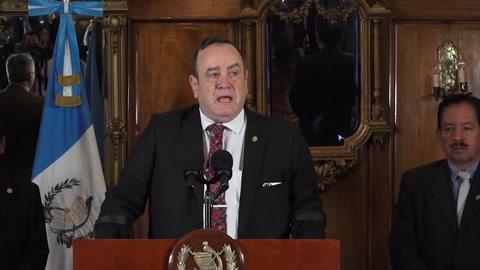 Guatemala declara alerta máxima por coronavirus en EEUU y Canadá