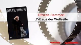 """Thumbnail von Elfriede Hammerl LIVE - """"Es muss gesagt werden"""""""