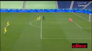 El VAR le anula jugadón de gol a Romell Quioto por cerrada posición adelantada.
