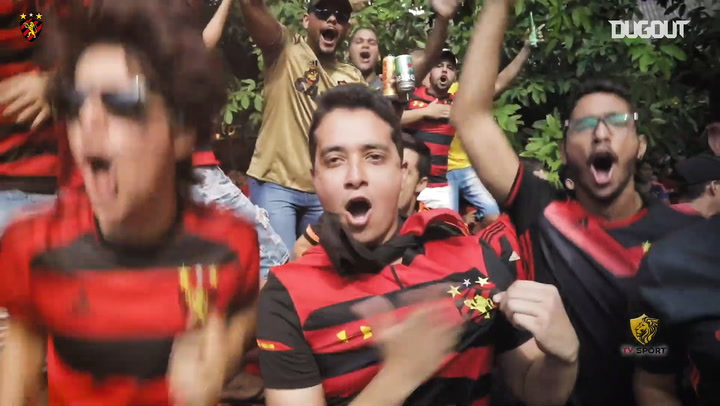 Welcome to Dugout, Sport Recife!