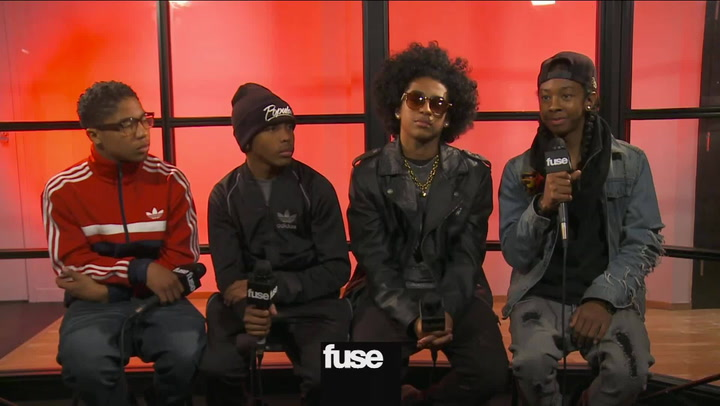 "Interviews: Mindless Behavior Plan to ""Take Over Music Industry & World"""