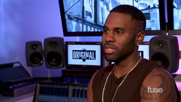"Interviews:Jason Derulo Says New Single ""Marry Me"" Does the Talking for Shy Guys"