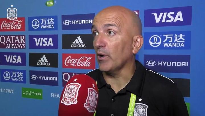 David Gordo analiza la dolorosa eliminación de la sub-17 contra Francia