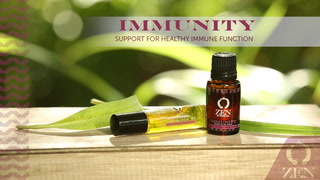 Immunity Zen Essential Oils