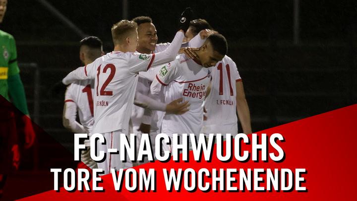 U21-Derbysieg gegen Borussia Mönchengladbach