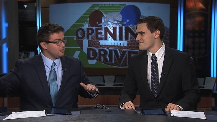 Opening Drive: Week 5