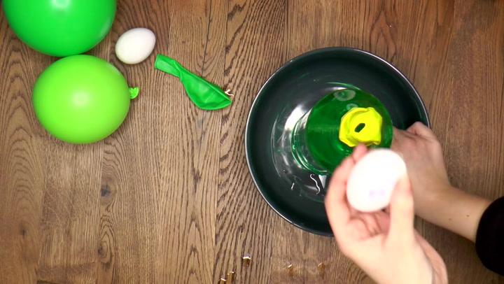 Hvordan blåse egg