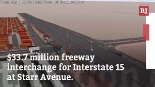 Construction to start soon on I-15 interchange at Starr Avenue
