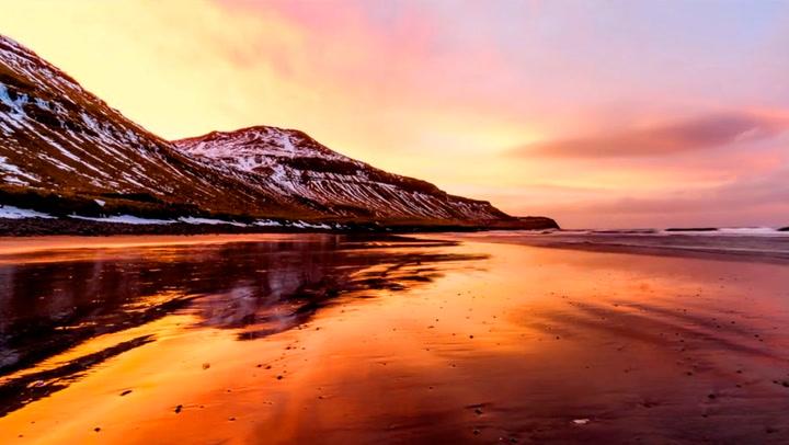 La deg sjarmere av Islands utrolige natur