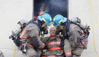 Clark County Fire Department's Live Fire Training