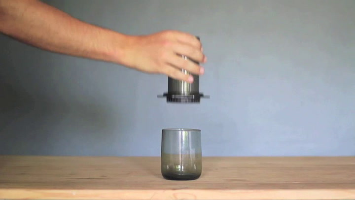 Preview image of How to use the Aeropress Coffee Maker video