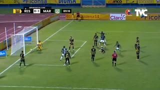 Gol de Reinieri Mayorquín (Liga Nacional)