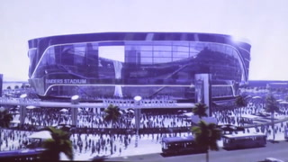 Jim Murren thinks the stadium plan could bring more pro sports to Vegas