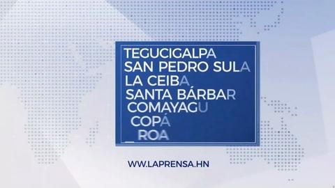 Noticiero LA PRENSA Televisión, edición completa del 03-12-18