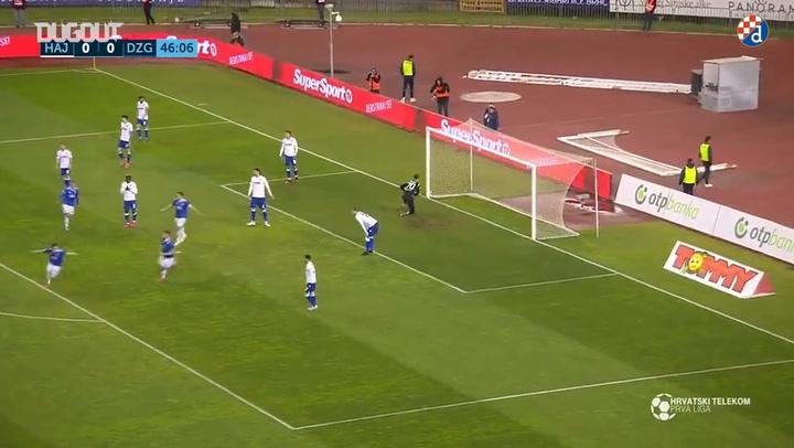 Dinamo Zagreb earn bragging rights in Eternal derby