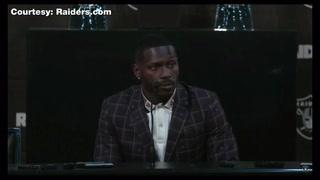 Raiders Press conference  3-13-19