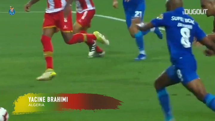 AFCON Superstars: Yacine Brahimi
