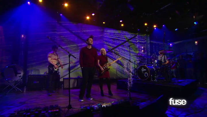 """Shows:The Joy Formidable, """"Whirring"""": Hoppus on Music Web Exclusive"""