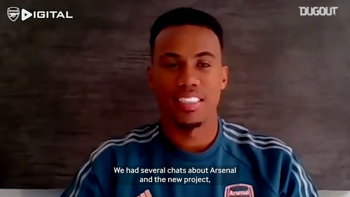 Gabriel: 'Edu key to Arsenal transfer'
