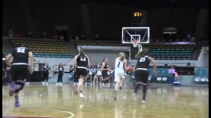 Girls' basketball: 4A quarterfinal highlights