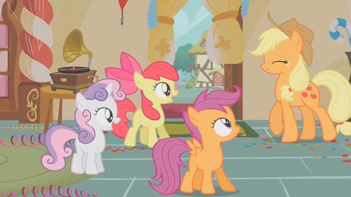 Scootaloo My Little Pony Friendship Is Magic Wiki Fandom We got our cutie marks! my little pony lore scootaloo