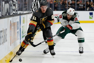 Golden Knights Lose to Wild, Clinch Playoff Berth – VIDEO