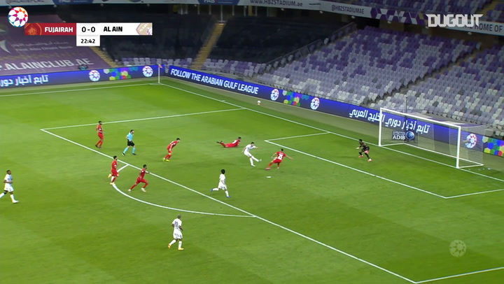 AGL Matchday 17 highlights: Al-Ain 3-1 Fujairah