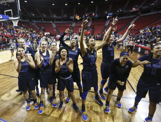 UNR upsets UNLV Lady Rebels in double overtime