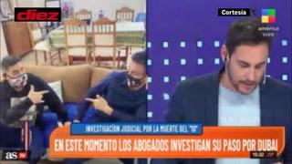 Filtran la llamada del médico personal de Diego Maradona a emergencias antes de su muerte