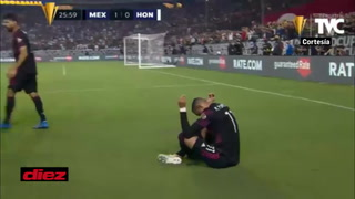 Funes Mori rompe el endeble cerrojo hondureño y México derrota a Honduras en Glendale, Arizona