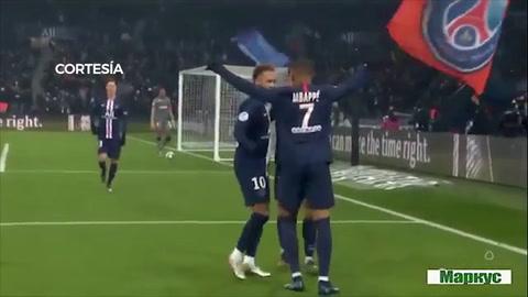PSG 2-0 Nantes (Ligue 1)