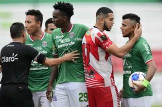 Marathón empata con Vida en el Yankel y dice adiós al sueño de ser finalista