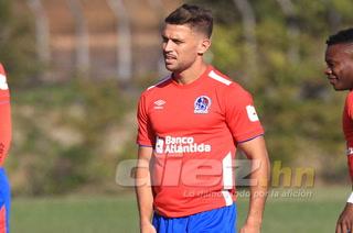 Gillermo Chavasco tras su debut con Olimpia: