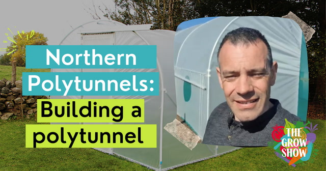 Step By Step To Building A Polytunnel Kit