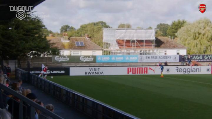 Van de Donk fires in hat-trick vs West Ham