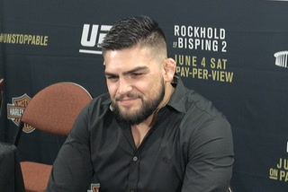UFC's Gastelum thinks Maia should've got a title shot over Woodley