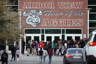 CCSD Superintendent address alleged racially motivated threats at Arbor View