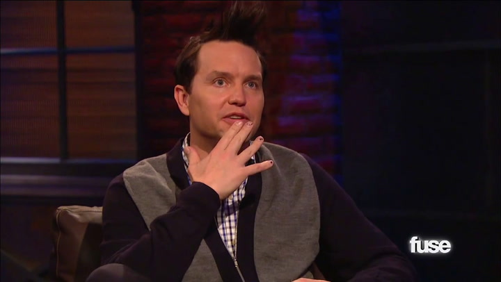 Shows: Hoppus on Music:Tom DeLonge Has All the (Really Strange) Answers