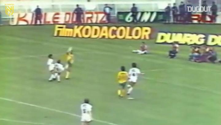 José Touré's outrageous goal vs PSG in 1983