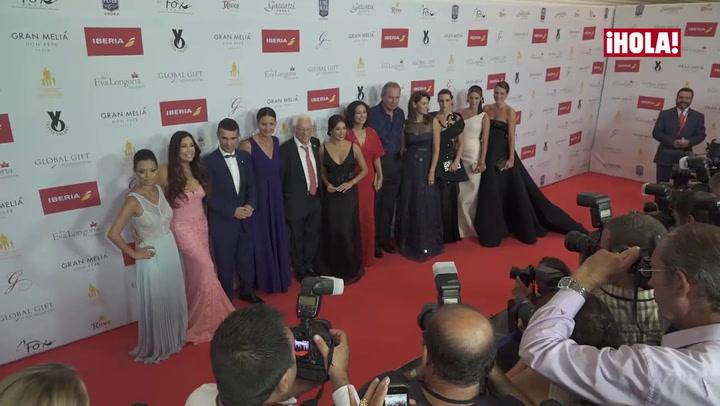 Eva Longoria llena Marbella de \'glamour\' y solidaridad