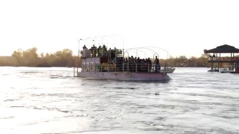 Una centena de muertos por naufragio en Irak en Año Nuevo kurdo