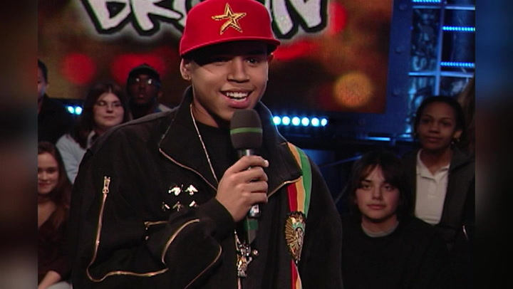 16 Year Old Chris Brown On Handling His Newfound Fame: #TBT