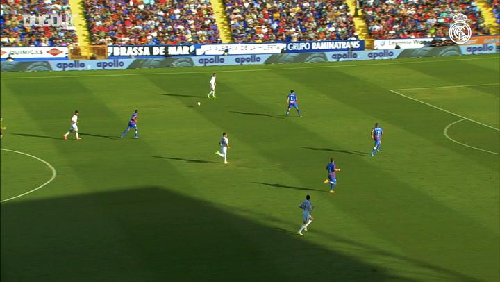 Cristiano Ronaldo goal vs Levante 2014-2015