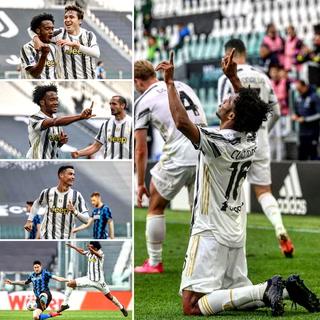 Juventus se coloca en puestos de Champions gracias a su victoria contra Inter, Cristiano y Cuadrado marcaron